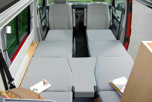 Reimo Vw T6 Multistyle Mees Mobility Center