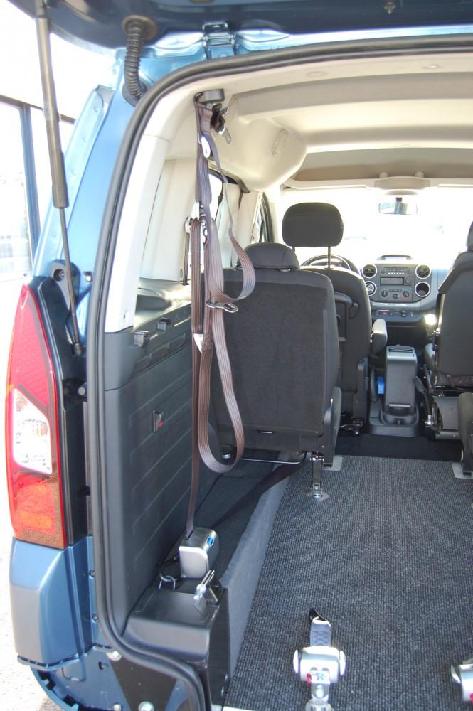 peugeot partner citro n berlingo model 2008 mees mobility center. Black Bedroom Furniture Sets. Home Design Ideas