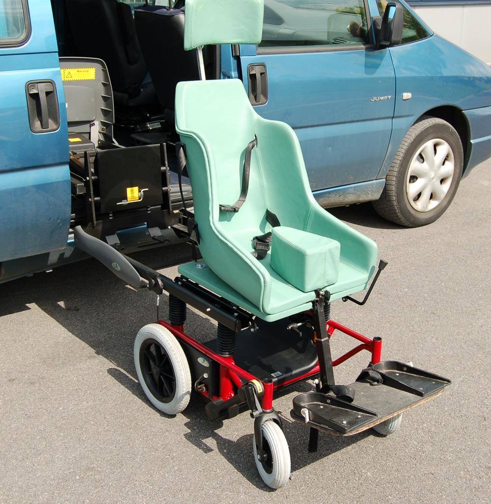 autoadapt carony 12 ou 24 combinaison chaise roulante chaise tournante avec coque mees. Black Bedroom Furniture Sets. Home Design Ideas