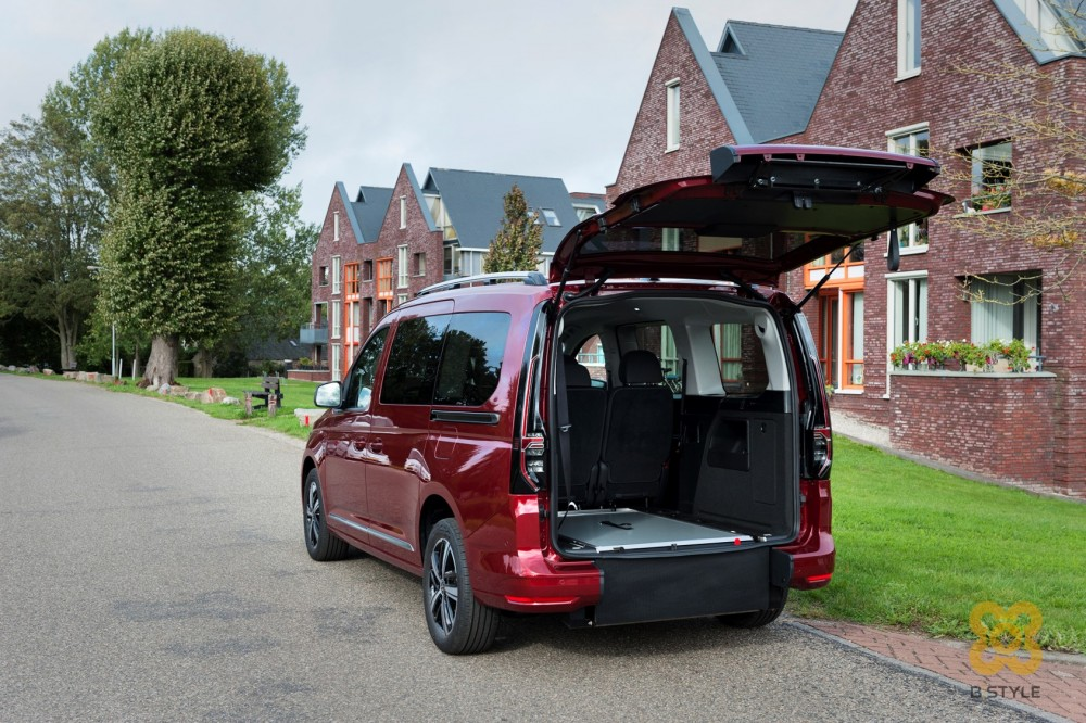 New Volkswagen Caddy Max - Model 2021 - Mees Mobility Center